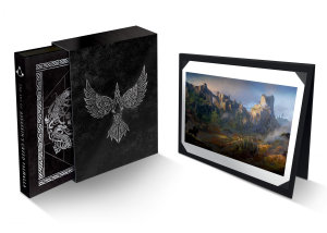 The Art of Assassin s Creed Valhalla Deluxe Edition