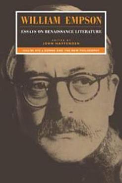 William Empson  Essays on Renaissance Literature  Volume 1  Donne and the New Philosophy PDF