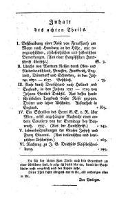 Archiv zur neuern Geschichte, Geographie, Natur- und Menschenkenntnis: Mit Kupfern, Band 8