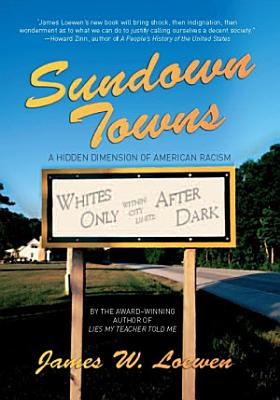 Sundown Towns PDF