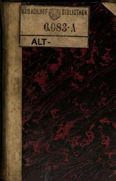 Monetarius Seditiosus Sive Incendia Rusticorum Bellica, & reliqua ejus lustri memorabilia. Der Müntzerische Bawrenkrieg, so Anno 1525. in das Evangelische Reformationswerck mit eingefallen ... aus Luthero, Philippo, Schleidano und andern ... Chronologis ... nicht allein Comedienweise, sondern auch als ein richtiges und lustiges Compendium Historicum Ordentlich verfasset und zugerichtet ... Durch M. Martinum Rinckhardum ...