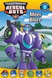 Transformers Rescue Bots: Meet Blurr