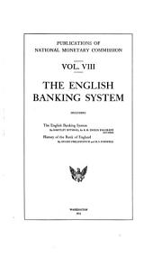 The English Banking System: Page 34, Volume 8 - Page 35, Volume 8