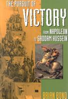 The Pursuit of Victory PDF