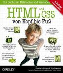 HTML und CSS von Kopf bis Fuss PDF