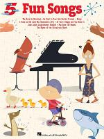 Fun Songs for Five-Finger Piano