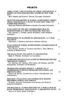Studies in Adolescent Health PDF