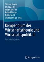 Kompendium der Wirtschaftstheorie und Wirtschaftspolitik III PDF