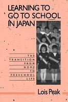 Learning to Go to School in Japan PDF