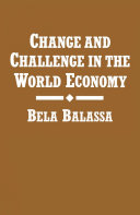 Change and Challenge in the World Economy