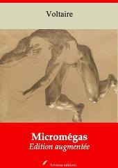 Micromégas: Nouvelle édition augmentée