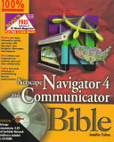 Netscape Navigator 4 and Communicator Bible PDF