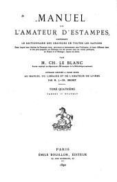Manuel de l'amateur d'estampes: Taddei-Zylvelt, 1890