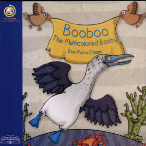 Booboo the Multicolored Booby Book