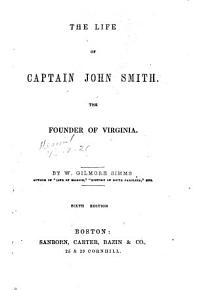 The Life of Captain John Smith PDF