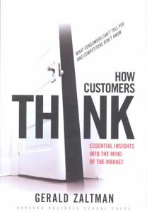 How Customers Think Book