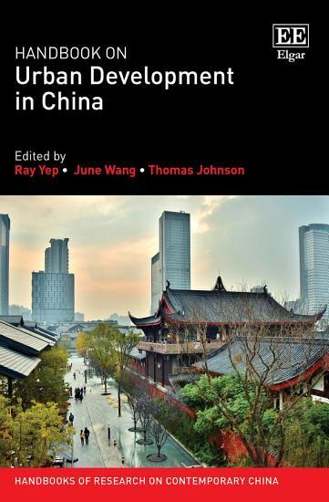 Handbook on Urban Development in China PDF