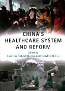 China s Healthcare System and Reform PDF