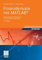 Finanzderivate mit MATLAB PDF