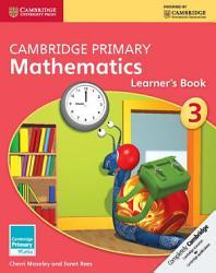 Cambridge Primary Mathematics Stage 3 Learner S Book Book PDF