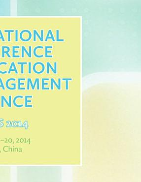 International Conference on Education and Management Science  ICEMS2014  PDF