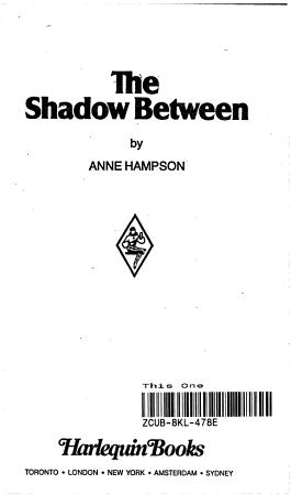 The Shadow Between PDF