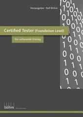 Certified Software Tester (Foundation Level) - Theoriebuch