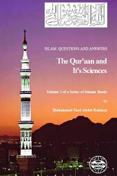 Islam: Questions and Answers - the Qur'a