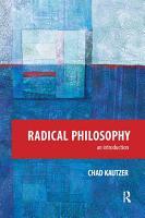 Radical Philosophy PDF