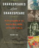 Shakespeares After Shakespeare