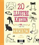 20 Illustre Katzen und 44 weitere tolle Tiere zeichnen PDF