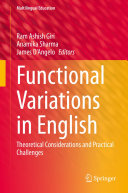 Functional Variations in English