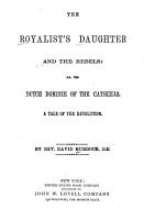 The Royalist s Daughter and the Rebels PDF