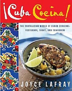 cuba cocina Book
