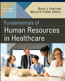 Fundamentals of Human Resources in Healthcare PDF