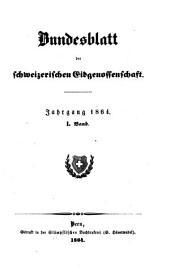 Bundesblatt: Band 16