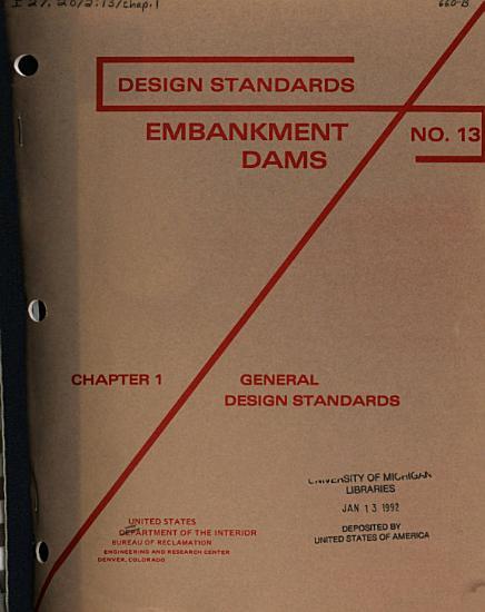 Embankment Dams PDF