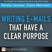 Writing E-mails That Have a Clear Purpose