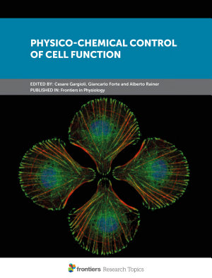 Physico Chemical Control of Cell Function PDF
