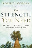 The Strength You Need PDF