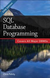 SQL (Database Programming) (2015 Edition)
