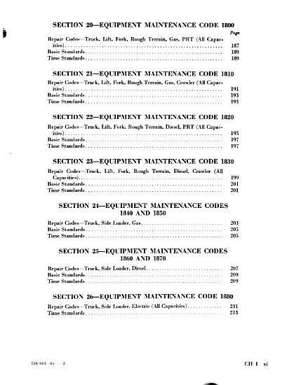 Materials Handling Equipment  Maintenance Manual PDF