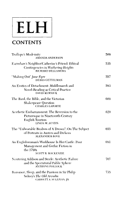 ELH  PDF