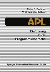 Einführung in die Programmiersprache APL