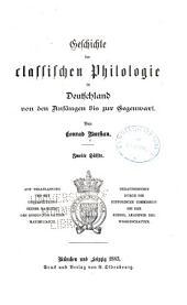 Geschichte der Wissenschaften in Deutschland: Neuere Zeit, Band 19,Ausgabe 2