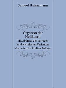 Organon der Heilkunst PDF