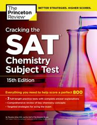 Cracking The Sat Chemistry Subject Test 15th Edition Book PDF