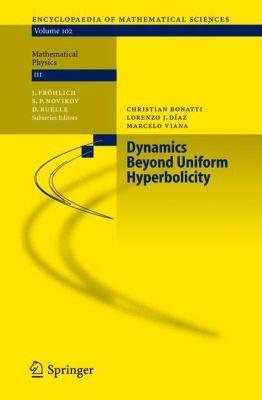 Dynamics Beyond Uniform Hyperbolicity PDF