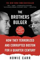 The Brothers Bulger PDF