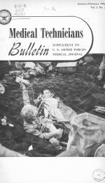 Medical Technicians Bulletin